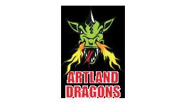Artland Dragons Spielplan